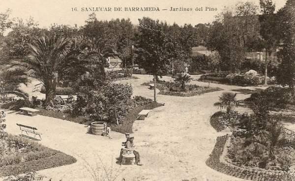 Jardines del Pino